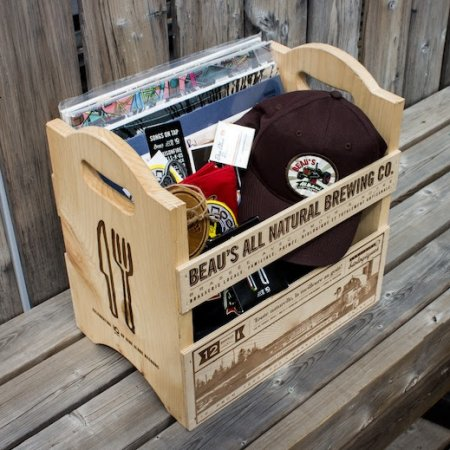 Contest: Win a Dine Alone Records 10th Anniversary Prize Pack from Beau's Brewing