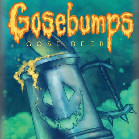 Granville Island Continuing Growl at the Moon Series with Gosebumps Gose
