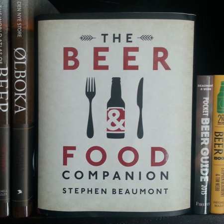 The Beer & Food Companion by Stephen Beaumont Coming Next Month