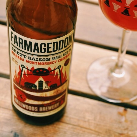 "Bellwoods Announces ""Cherrified"" Edition of Farmageddon Brett Saison"