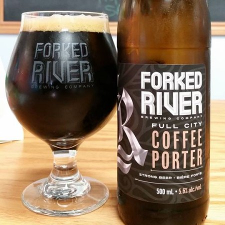 Forked River Full City Coffee Porter Getting LCBO Release