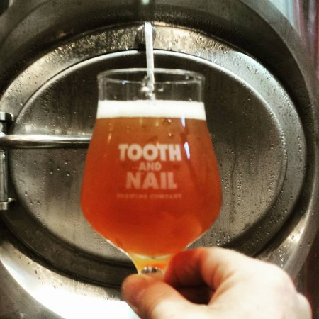 Tooth & Nail Brewing Opening Today in Ottawa
