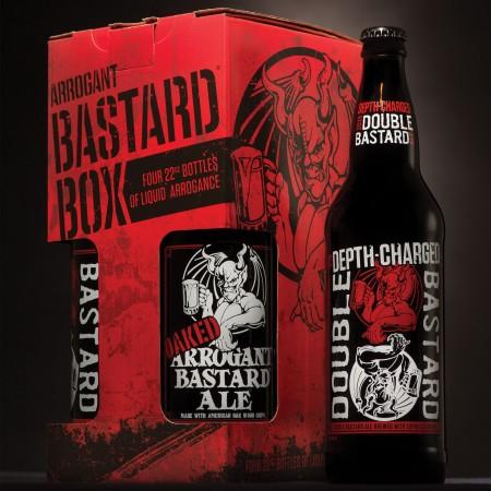 Double Bastard Ale & Arrogant Bastard Box Coming to Western Canada