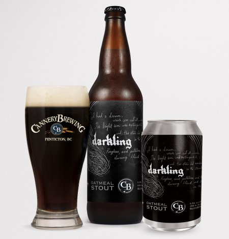 Cannery Brewing Brings Back Darkling Oatmeal Stout