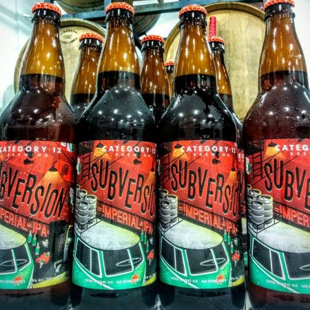 Category 12 Brings Back Subversion Imperial IPA