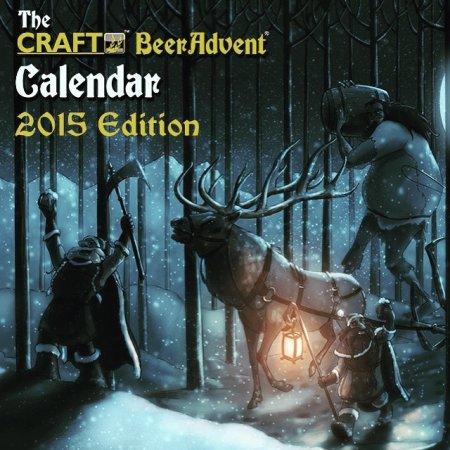 Craft Beer Importers Announces Craft BeerAdvent Calendar 2015
