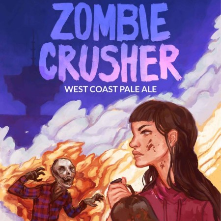 Granville Island Growl at the Moon Series Continues with Zombie Crusher