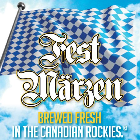 Grizzly Paw Releases Fest Marzen Strong Lager
