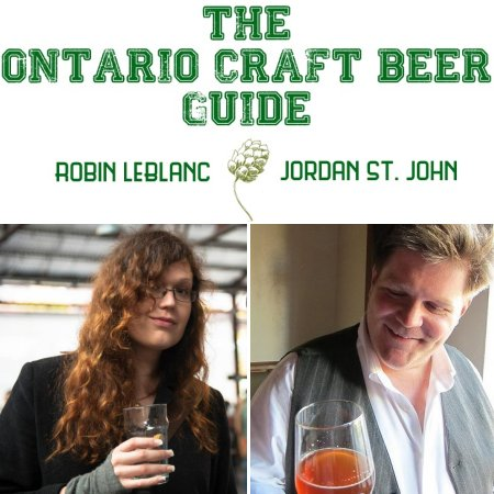 The Ontario Craft Beer Guide by Robin LeBlanc & Jordan St. John Announced for 2016 Publication
