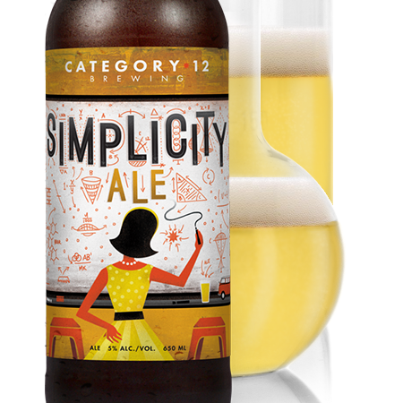 Category 12 Releases Induction Dubbel & Simplicity Ale