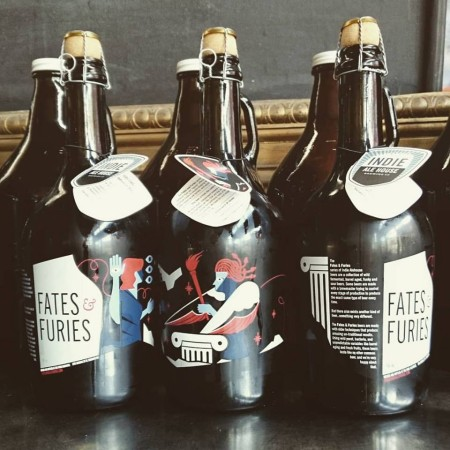 Indie Ale House Fates & Furies Series Continues with Furlong Farmhouse Ale