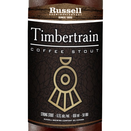 Russell Brewing Releases Collaborative Stout with Timbertrain Coffee Roasters