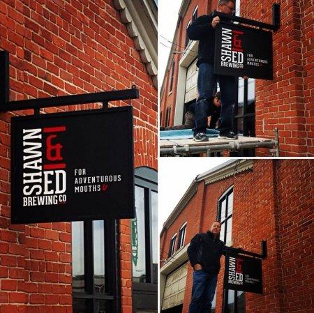 Shawn & Ed Brewing Opening Soon in Dundas, Ontario