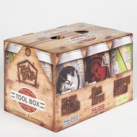 Tool Shed Brewing Releases Tool Box Sampler Pack