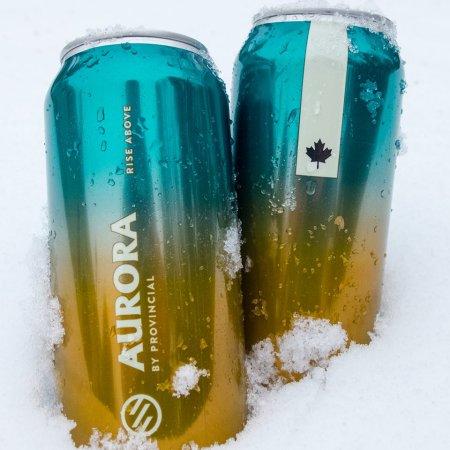 Aurora Blonde Ale Launches in Alberta