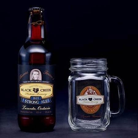 Black Creek Benson Strong Ale Coming to LCBO