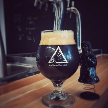 Unfiltered Brewing Opens Charm School Taproom