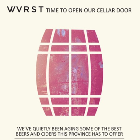 Toronto's WVRST Launching Vintage Keg Series This Weekend