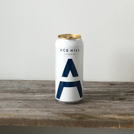 Ace Hill Beer Launches Flagship Pilsner in Toronto