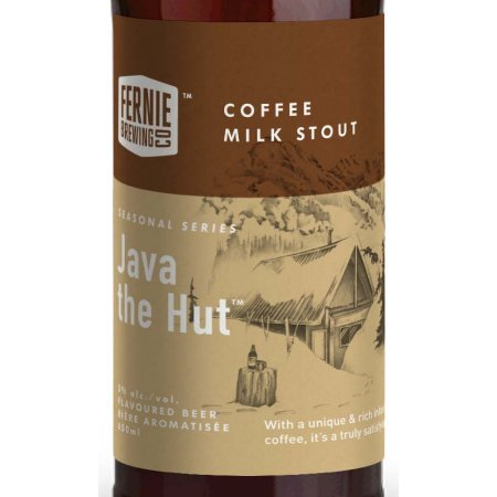 Fernie Releases Java The Hut Coffee Milk Stout & Names Additions to Bucket List IPA Series