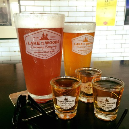 Lake of the Woods Brewing Sets Sights on Manitoba & Minnesota