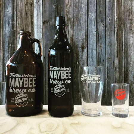 Maybee Brewing Releases First Beers in Fredericton