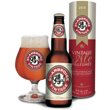 McAuslan Releases Latest Editions of Vintage Ale & Scotch Ale