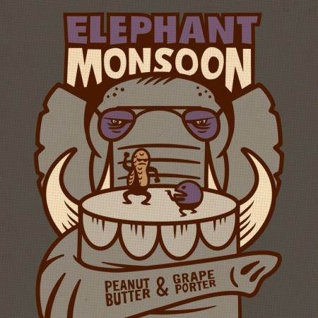 Beau's Continues FeBREWary 2016 Series with Elephant Monsoon Porter