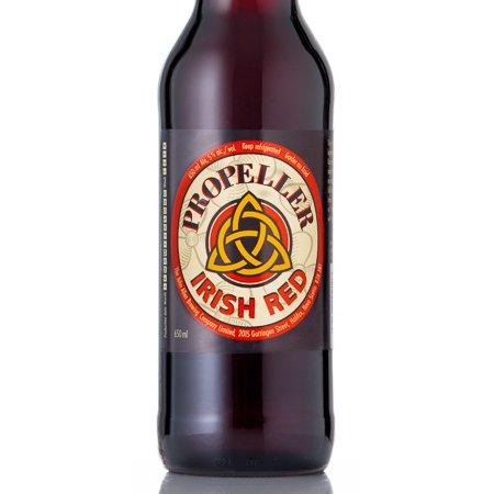 Propeller Brewing Brings Back Irish Red Ale