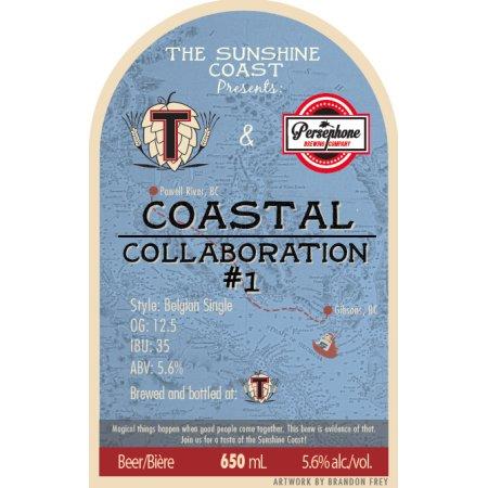 Townsite & Persephone Kick Off Series of Coastal Collaborations
