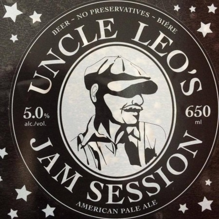 Uncle Leo's Jam Session APA Now Available