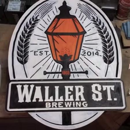 Waller St. Brewing Releases Belgian Brewer's IPA & Brings Back Hideaway Hefe