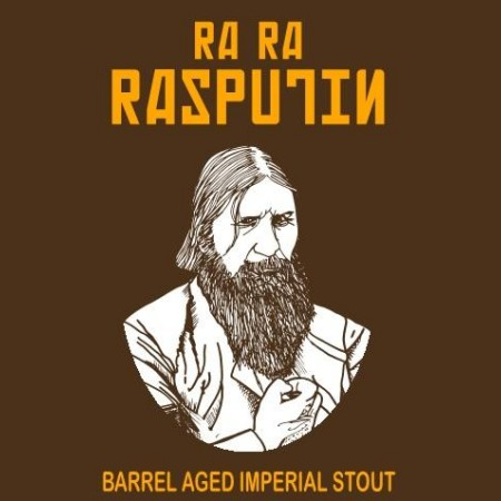 Big Spruce Releases Ra Ra Rasputin Imperial Stout as First Bottled Beer