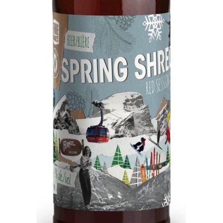 Whistler Brewing & Fernie Brewing Releasing Collaborative Spring Seasonal