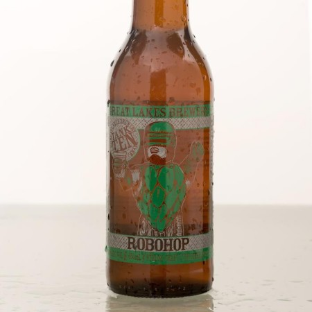 Great Lakes RoboHop Imperial IPA Returns