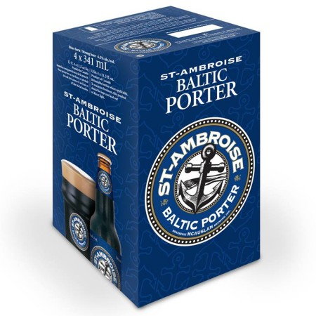 McAuslan Releases Limited Edition St-Ambroise Baltic Porter