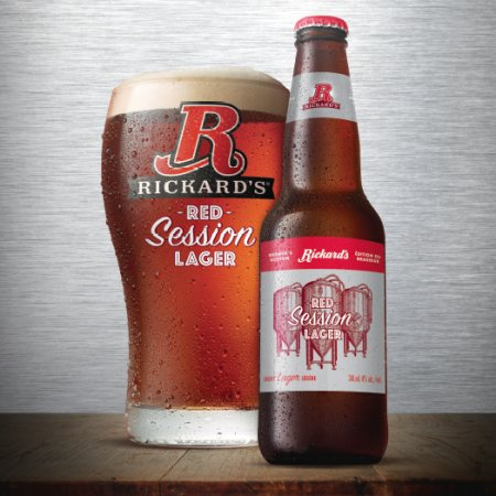 Molson Coors Continues Rickard S Red Series With Rickard S