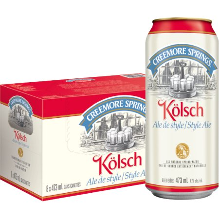 Creemore Springs Kölsch Style Ale Now Available