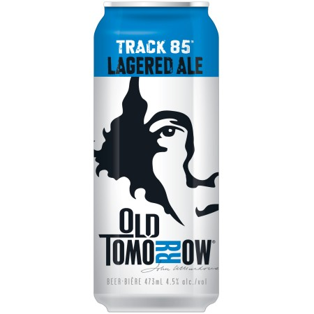 Old Tomorrow Track 85 Lagered Ale Now Available