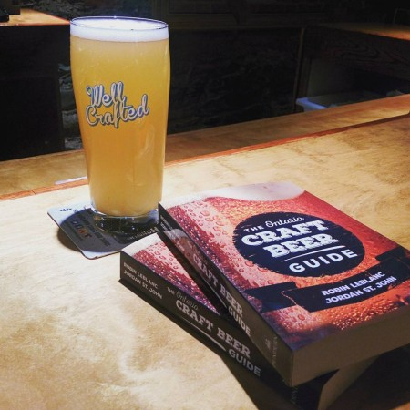The Ontario Craft Beer Guide by Robin LeBlanc & Jordan St. John Out Next Month