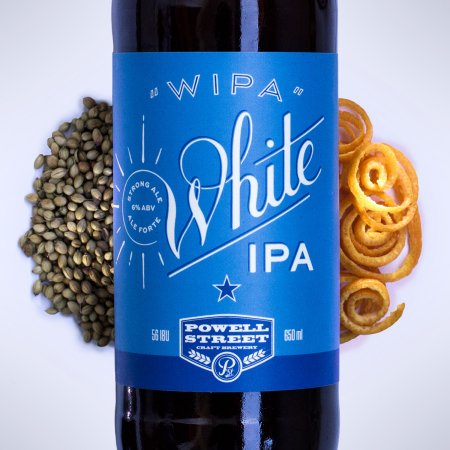 "Powell Street ""WIPA"" White IPA Returns"