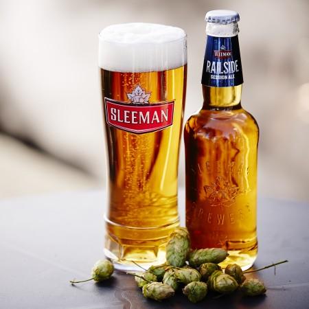 Sleeman Releases Railside Session Ale