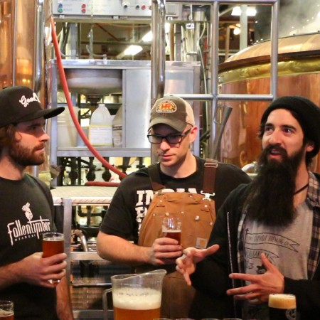 Wild Rose, Dandy & Fallentimber to Release Collaborative Beer