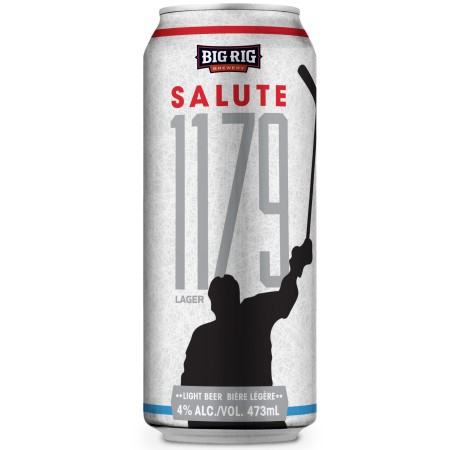 Big Rig Salute 1179 Lager Announced for June Release