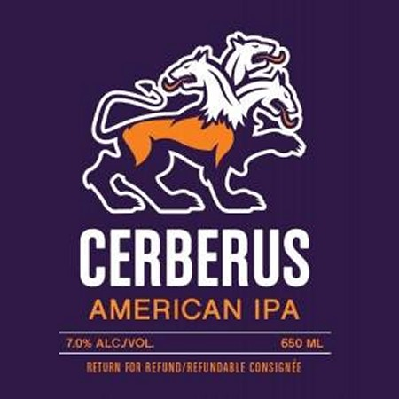 Tatamagouche, Big Spruce & Propeller Bring Back Cerberus American IPA