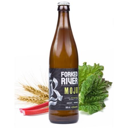 Forked River Brings Back Mojo Citra Rhubarb Wheat