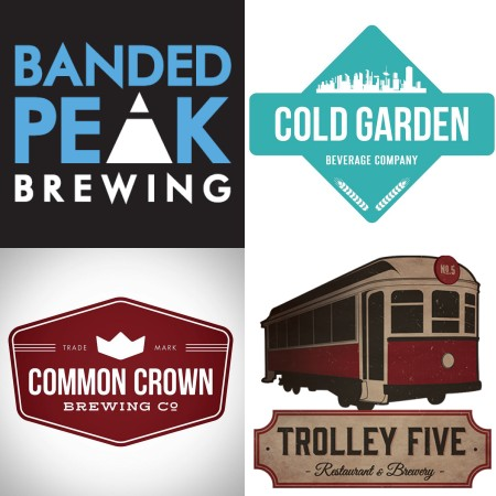 Banded Peak, Cold Garden, Common Crown & Trolley Five Debuting at Calgary International Beerfest