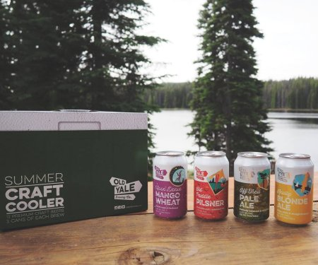 Old Yale Releases Summer Craft Cooler Sampler Pack