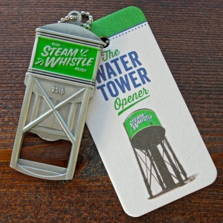 Steam Whistle Releases 2016 Edition of Retro Opener