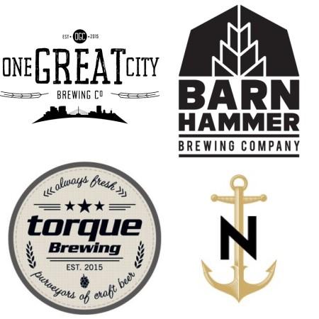 Barn Hammer, Nonsuch, One Great City & Torque Debuting at Flatlander's Beer Fest